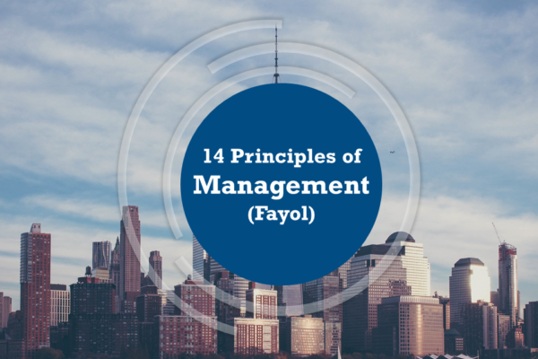 Fourteen Management Principles
